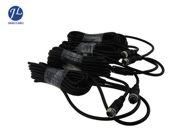 4 Pin 5M Extension Cable Wire For Rear View Reversing Camera Car Bus Van